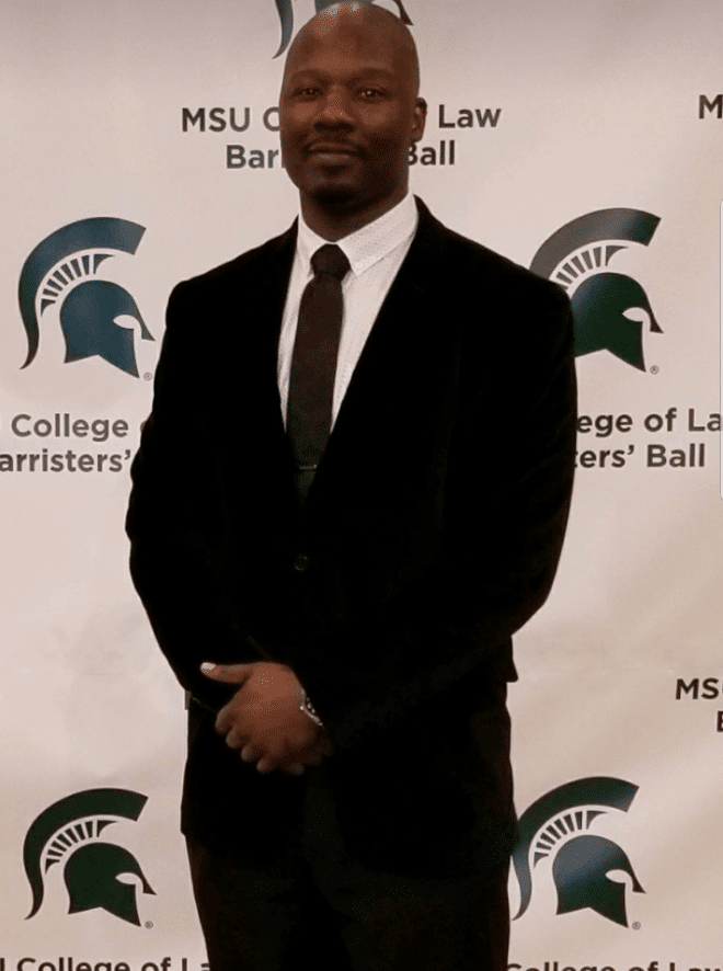 Meet Kenneth Cody, Winner of the Plattner Verderame Civil Justice Scholarship