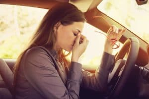 Sleep Deprived Drivers Are 15 Times More Likely to Cause a Collision