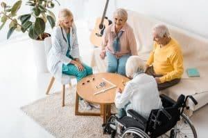 Nursing Home Responsibility for Bullying of Residents
