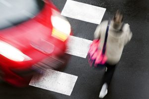 The Liability of Pedestrians in Car and Truck Accidents