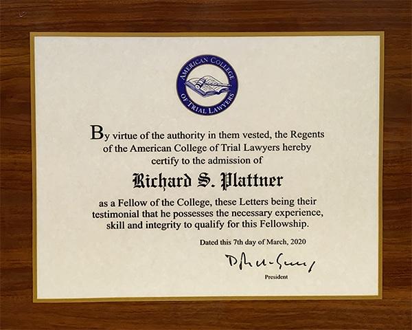 richard-plattner-award