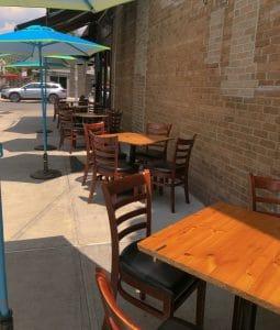 Outdoor Dining During Coronavirus: The Sidewalk Menace